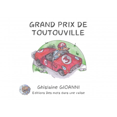 Grand prix de Toutouville Recto