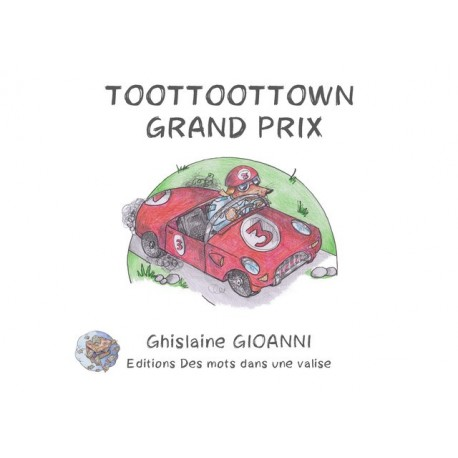 Toottoottown grand prix Recto