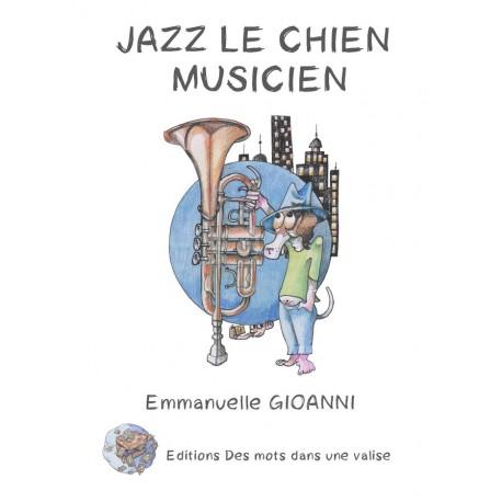 Jazz le chien musicien Recto