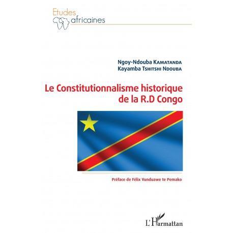 Le Constitutionnalisme historique de la R.D Congo Recto