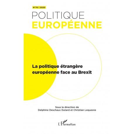 La politique étrangère européenne face au Brexit Recto