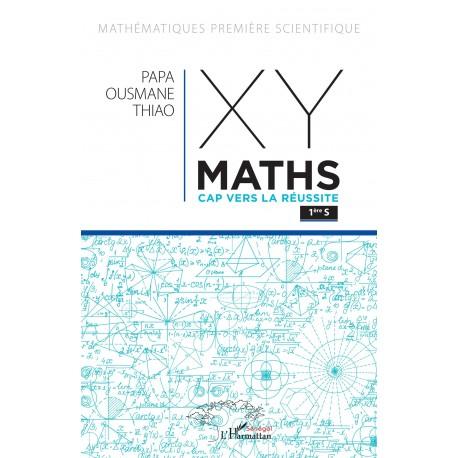XY-Maths Cap vers la réussite 1ere S Recto