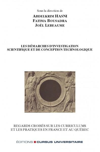 Les démarches d'investigation scientifique et de conception technologique