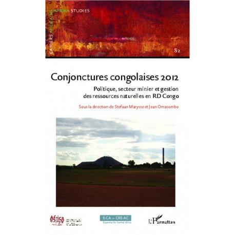 Conjonctures congolaises 2012 Recto