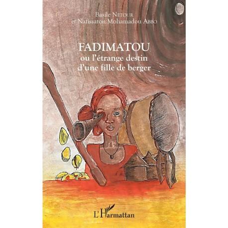 Fadimatou ou l'étrange destin d'une fille de berger Recto