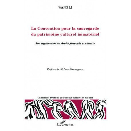 La Convention pour la sauvegarde du patrimoine culturel immatériel Recto