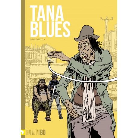 Tana Blues Recto
