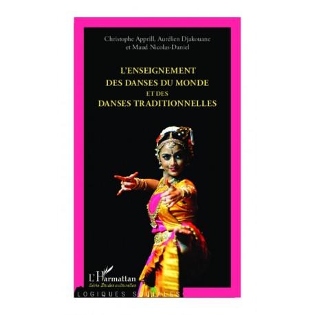 L'enseignement des danses du monde et des danses traditionnelles Recto
