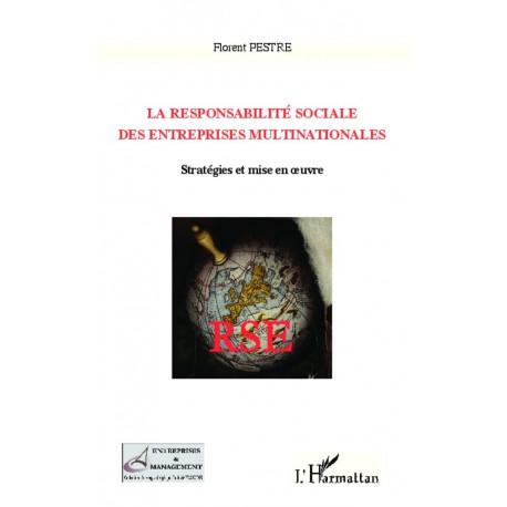 La responsabilité sociale des entreprises multinationales Recto