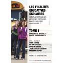 Les finalités éducatives scolaires - Tome 1 Recto