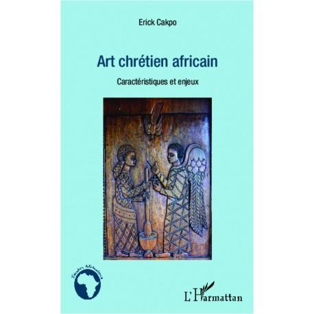 Art chrétien africain Recto