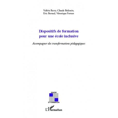 Dispositifs de formation pour une école inclusive Recto