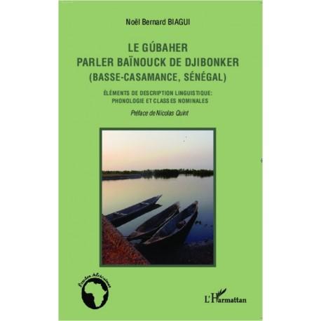Le gúbaher, parler baïnouck de Djibonker (Basse-Casamance, Sénégal) Recto