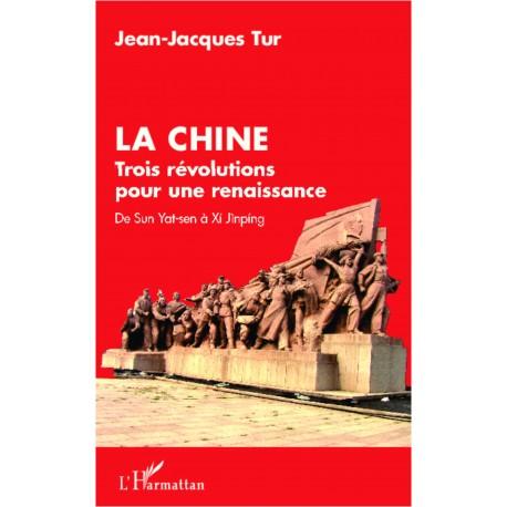 La Chine, trois révolutions pour une renaissance Recto