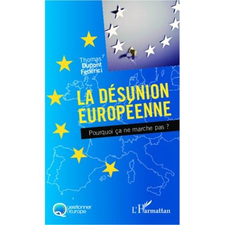 La désunion européenne Recto
