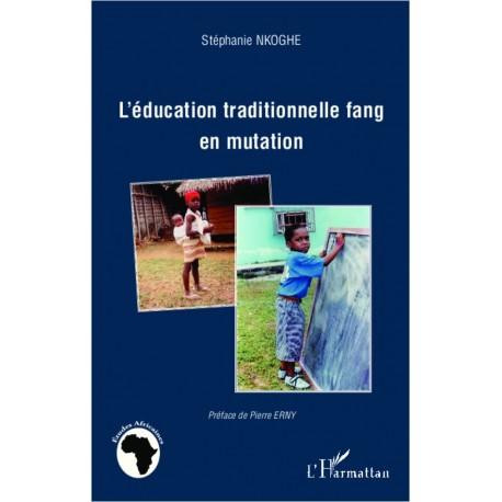 L'éducation traditionnelle fang en mutation Recto