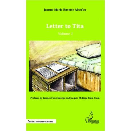 Letter to Tita (Volume 1) Recto