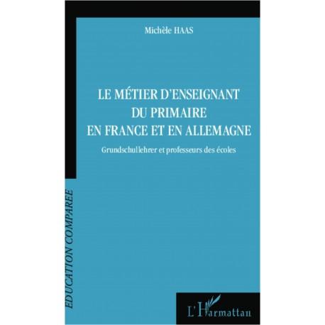 Le métier d'enseignant du primaire en France et en Allemagne Recto