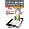 Province du Sud-Kivu (RDcongo) Enjeux économiques et financiers Recto