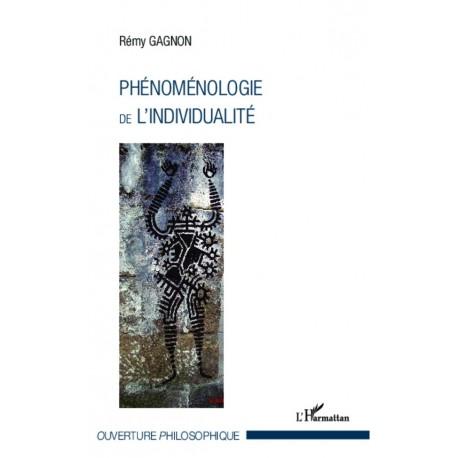 Phénoménologie de l'individualité Recto