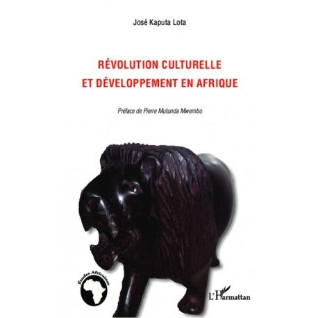 Révolution culturelle et développement en Afrique Recto