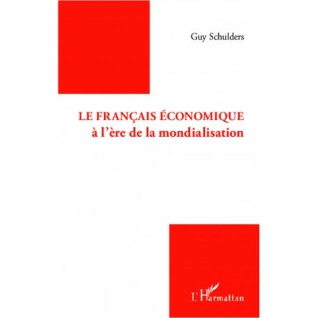 Le français économique à l'ère de la mondialisation Recto