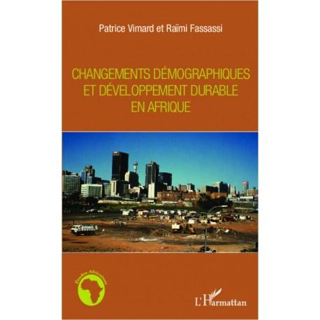 Changements démographiques et développement durable en Afrique Recto