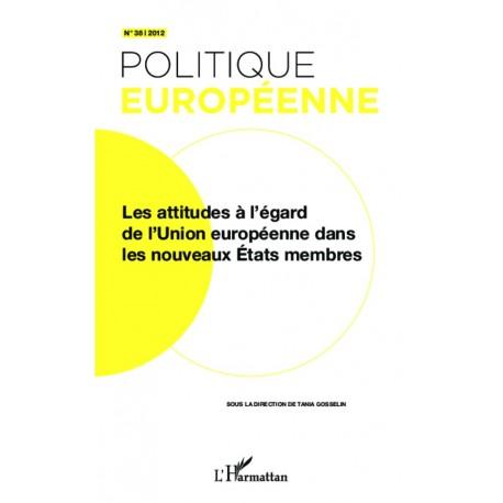 Les attitudes à l'égard de l'Union européenne dans les nouveaux Etats membres Recto