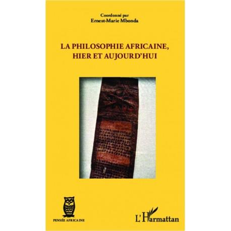 La philosophie africaine, hier et aujourd'hui Recto