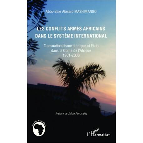 Les conflits armés africains dans le système international Recto