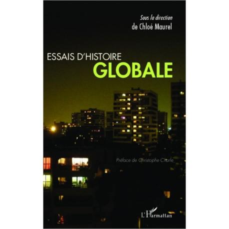 Essais d'histoire globale Recto