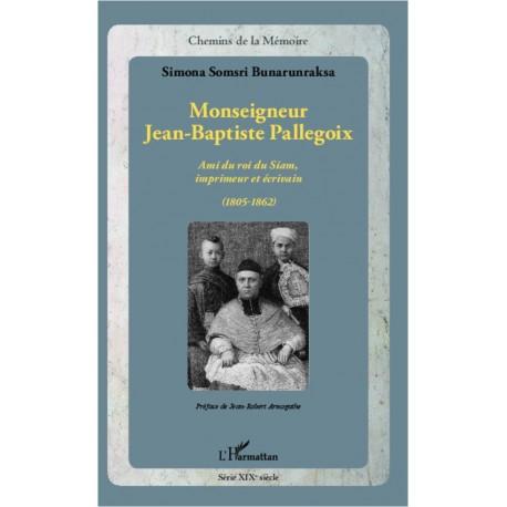 Monseigneur Jean-Baptiste Pallegoix Recto