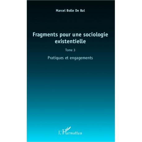 Fragments pour une sociologie existentielle (Tome 3) Recto