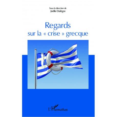 """Regards sur la """"crise"""" grecque Recto"""