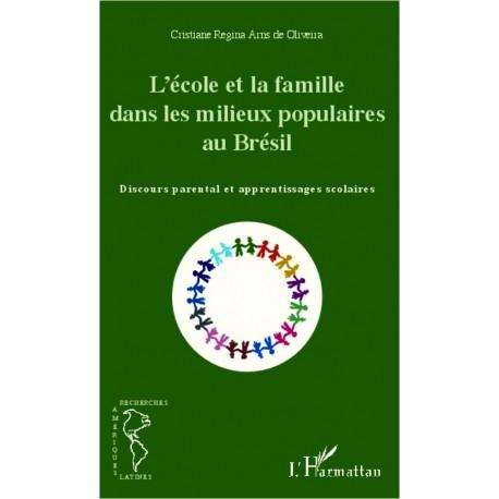 L'école et la famille dans les milieux populaires au Brésil Recto
