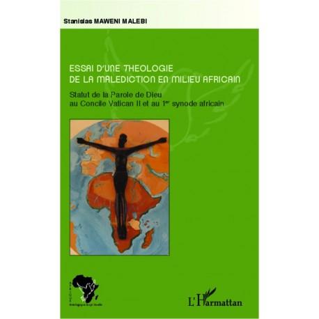 Essai d'une théologie de la malédiction en milieu africain Recto