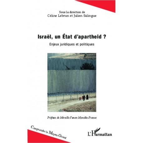 Israël, un Etat d'apartheid ? Recto