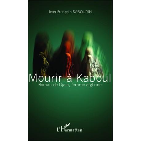 Mourir à Kaboul Recto