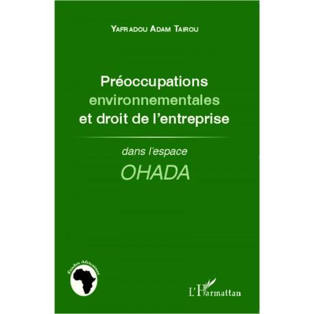 Préoccupations environnementales et droit de l'entreprise Recto