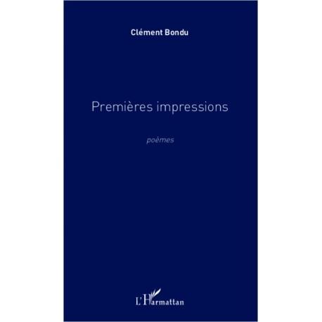 Premières impressions Recto
