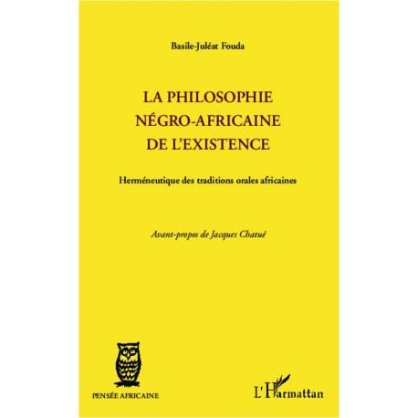 La philosophie négro-africaine de l'existence Recto