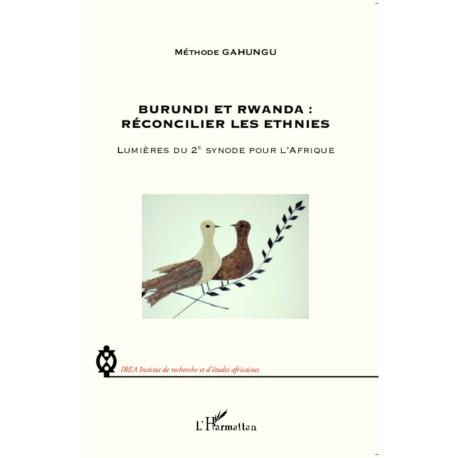 Burundi et Rwanda : Réconcilier les ethnies Recto