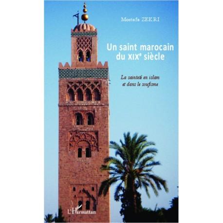 Un saint marocain du XIXe siècle Recto