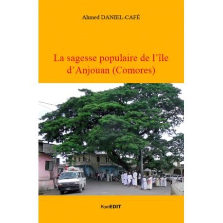 La sagesse populaire de l'île d'Anjouan (Comores) Recto