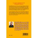 La sagesse populaire de l'île d'Anjouan (Comores) Verso