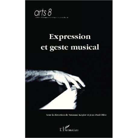 Expression et geste musical Recto