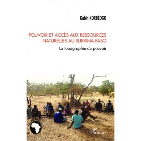 Pouvoir et accès aux ressources naturelles au Burkina Faso Recto