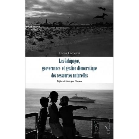 Les Galàpagos, gouvernance et gestion démocratique des ressources naturelles Recto