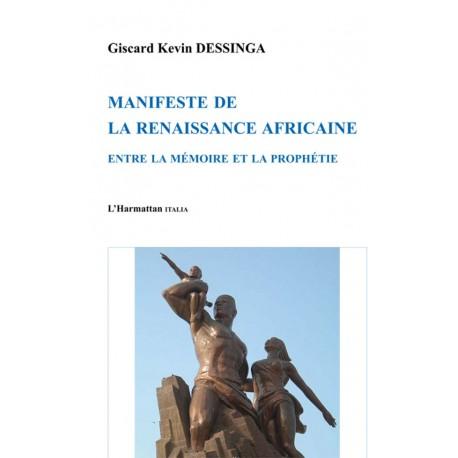 Manifeste de la renaissance africaine Recto