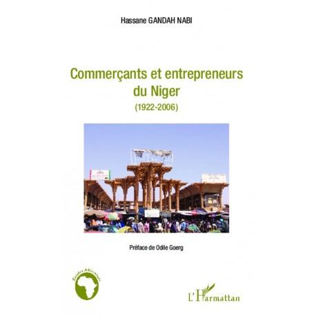 Commerçants et entrepreneurs du Niger Recto